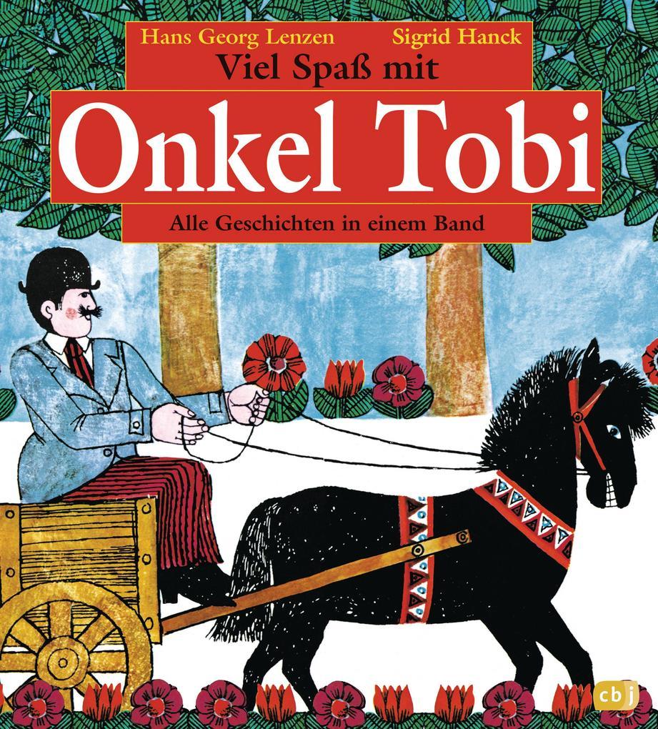 Viel Spaß mit Onkel Tobi als Buch