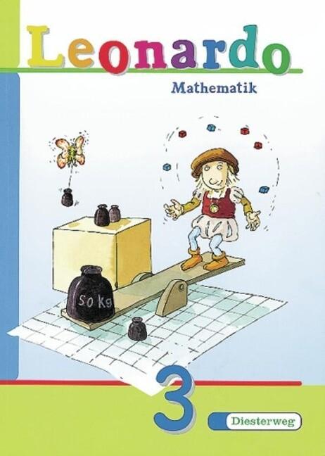Leonardo Mathematik 3. Schülerbuch. Nordrhein-Westfalen. Euro-Ausgabe als Buch