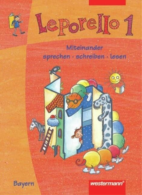 Leporello 1. Schülerband. Bayern als Buch