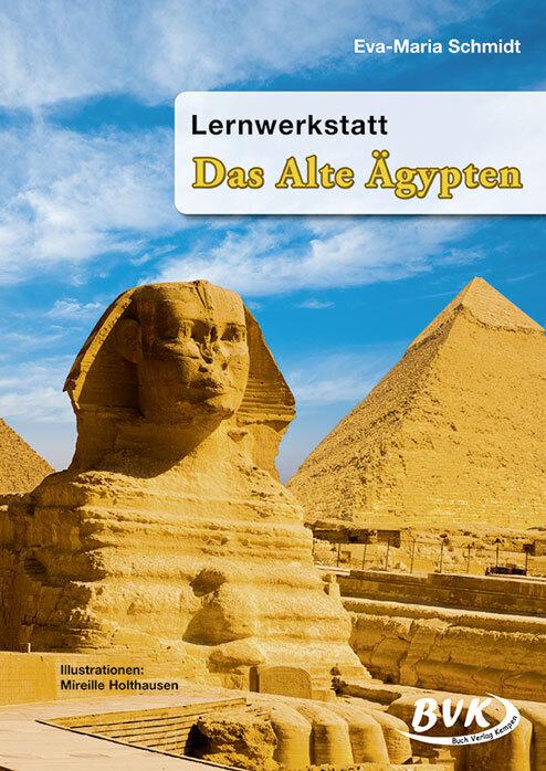 Lernwerkstatt Das Alte Ägypten als Buch