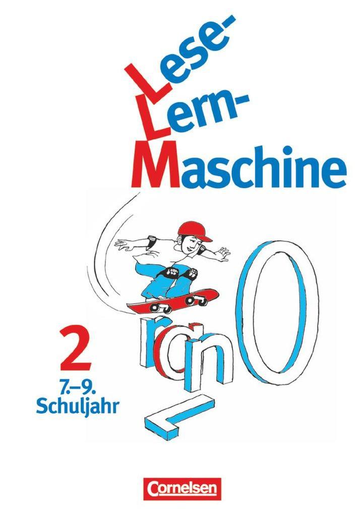 Lese-Lern-Maschine 2. Arbeitsheft als Buch