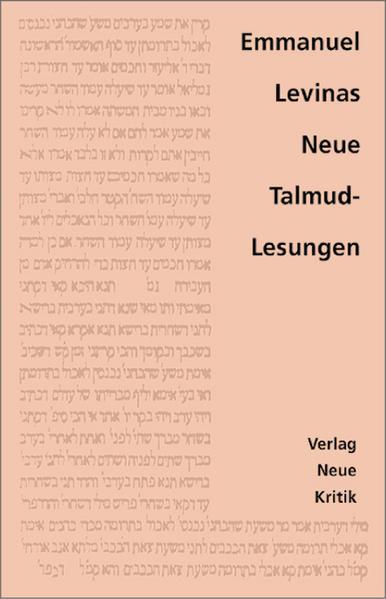 Neue Talmud-Lesungen als Buch