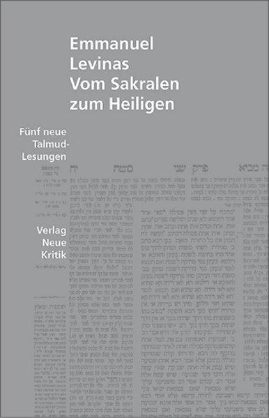 Vom Sakralen zum Heiligen als Buch