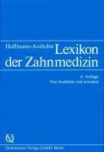 Lexikon der Zahnmedizin als Buch