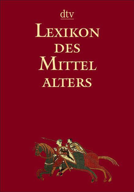 Lexikon des Mittelalters als Taschenbuch
