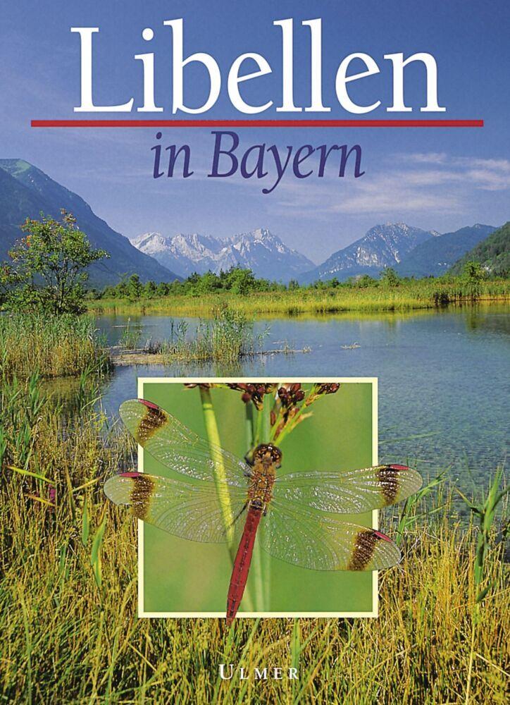 Libellen in Bayern als Buch