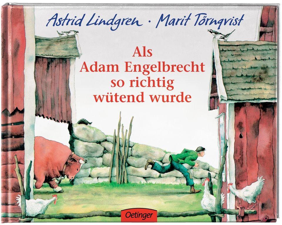 Als Adam Engelbrecht so richtig wütend wurde als Buch