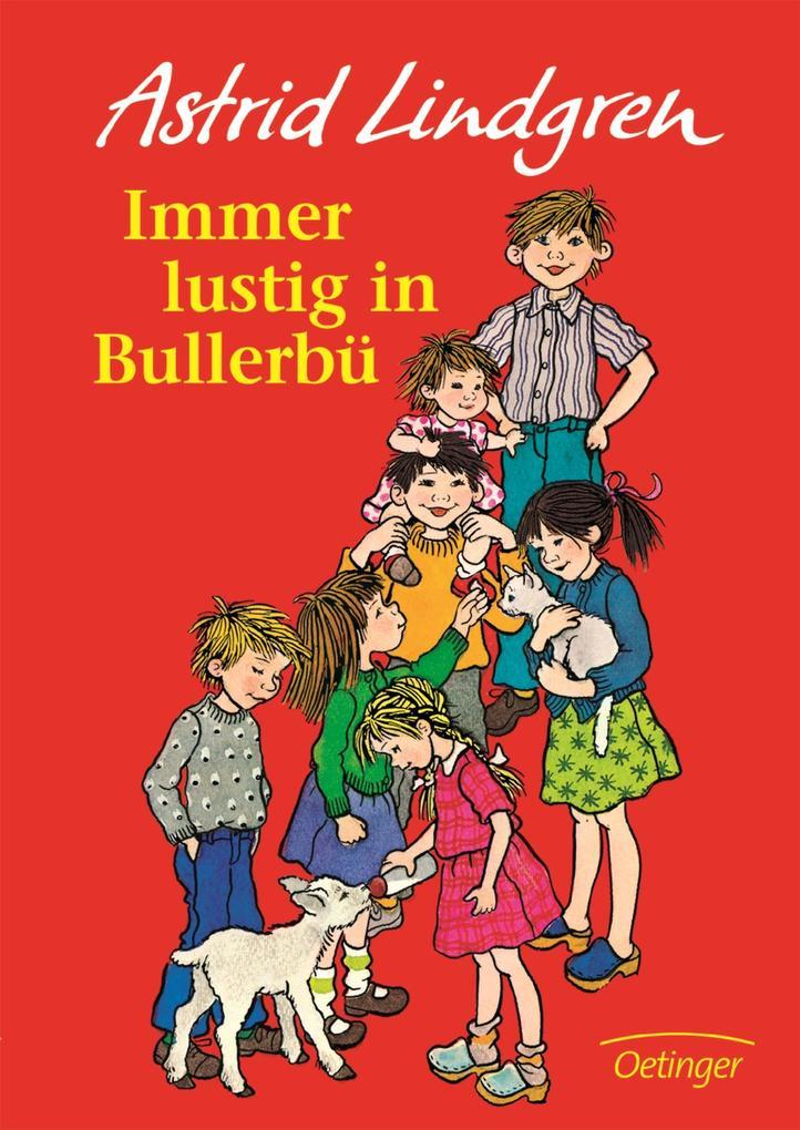 Immer lustig in Bullerbü als Buch
