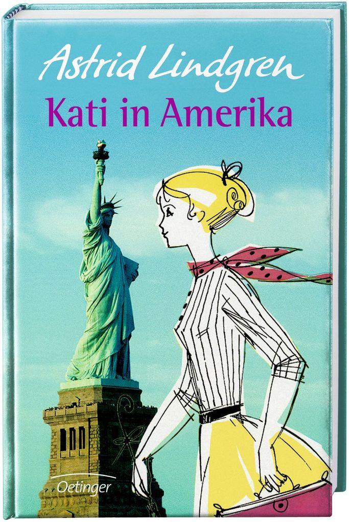Kati in Amerika als Buch