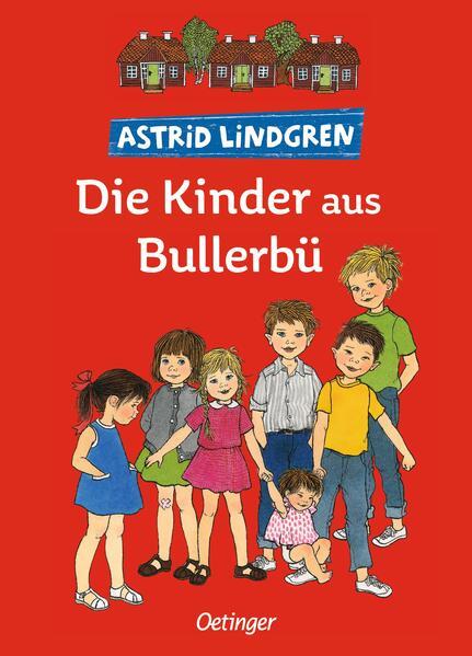 Die Kinder aus Bullerbü als Buch