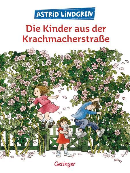 Die Kinder aus der Krachmacherstrasse als Buch
