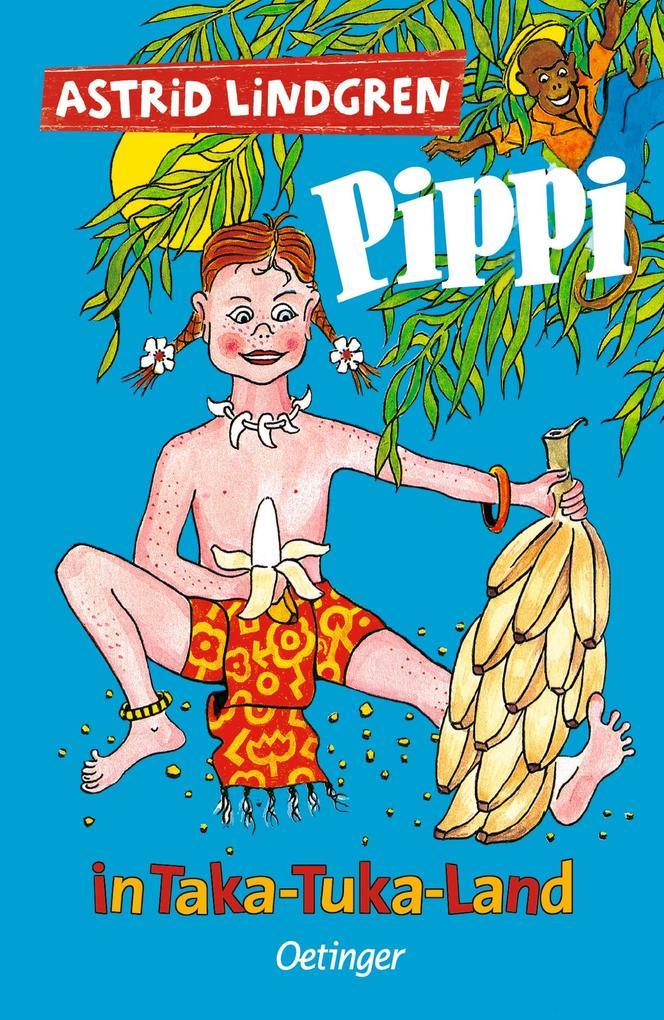 Pippi in Taka-Tuka-Land als Buch