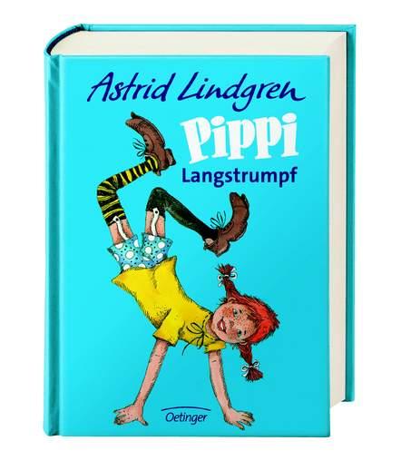 Pippi Langstrumpf. Gesamtausgabe in einem Band als Buch