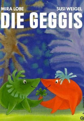 Die Geggis als Buch