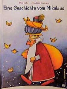 Eine Geschichte vom Nikolaus als Buch