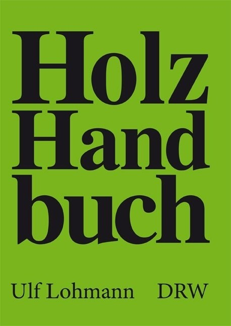 Holz-Handbuch als Buch