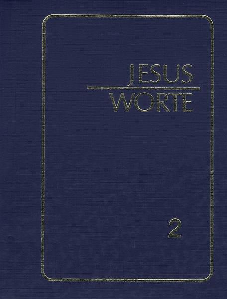 Jesus-Worte zur Meditation II als Buch
