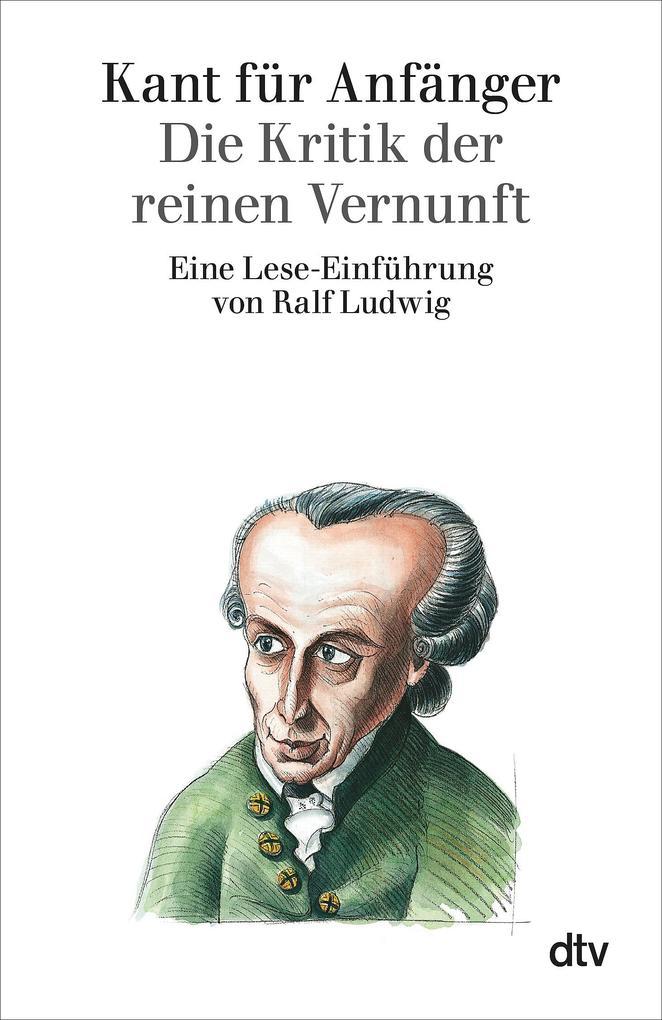 Kant für Anfänger als Taschenbuch