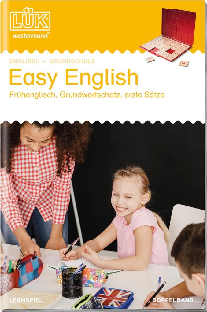 LÜK. Easy English 1/2 (Doppelband) als Buch