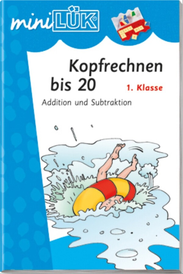 miniLÜK. Kopfrechnen 2 als Buch