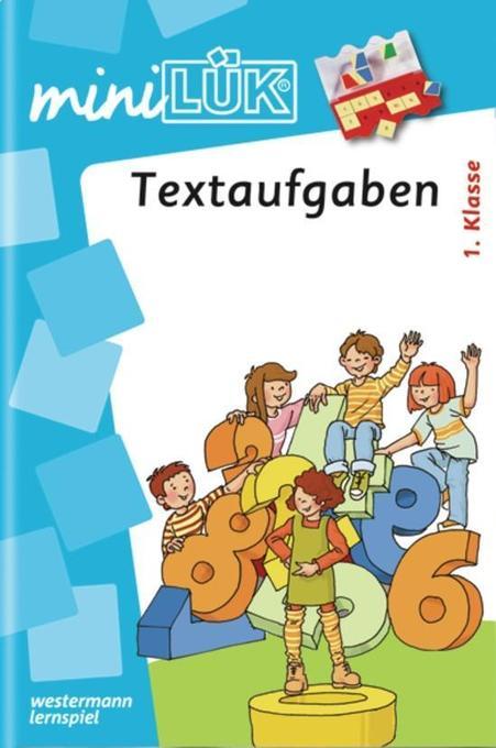 miniLÜK. Textaufgaben 1 als Buch