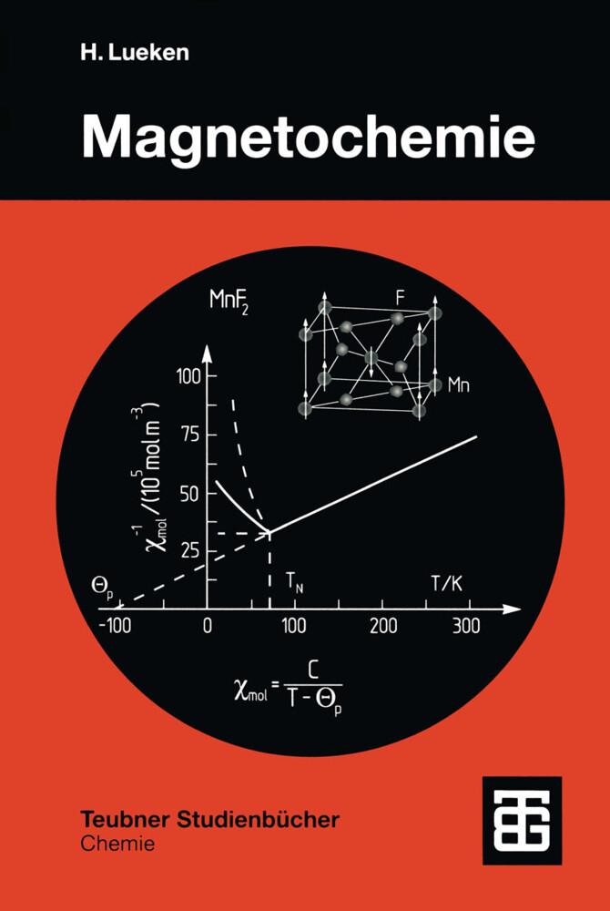 Magnetochemie als Buch