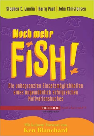 Noch mehr Fish! als Buch