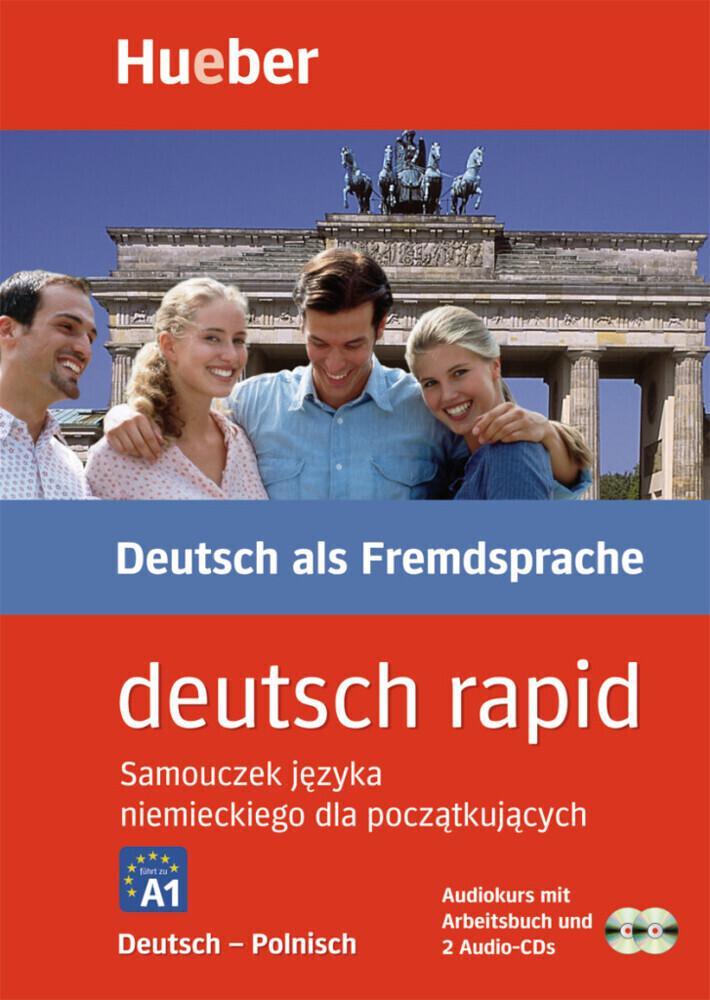 Deutsch rapid. Deutsch - Polnisch als Buch