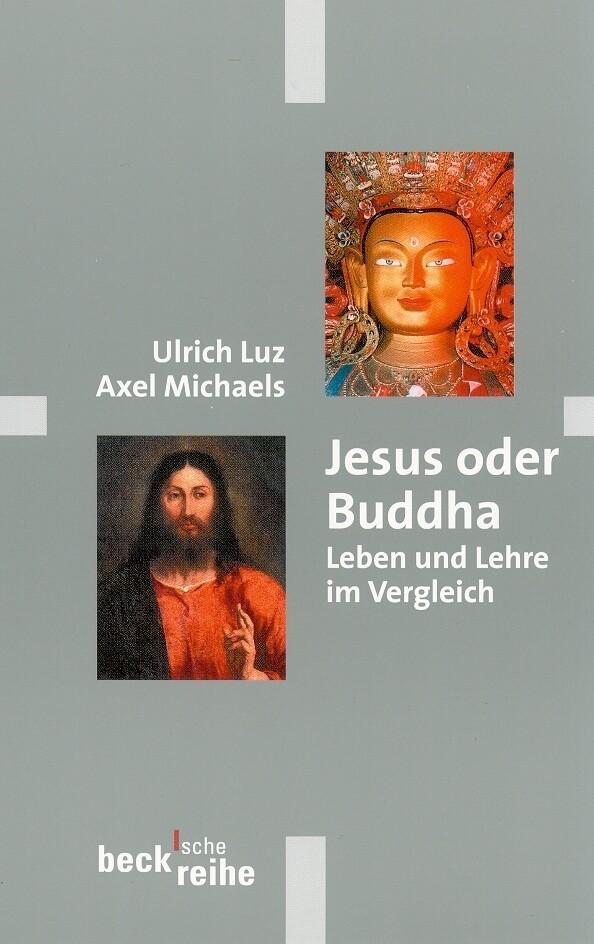 Jesus oder Buddha als Taschenbuch