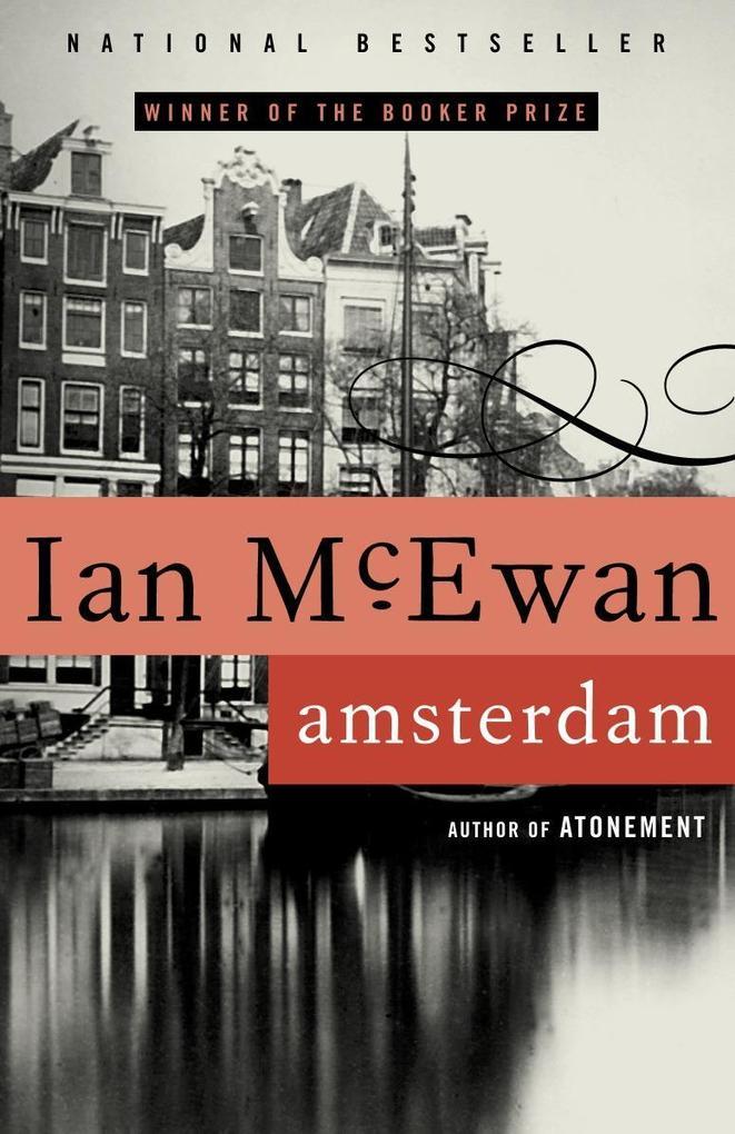 Amsterdam als Buch
