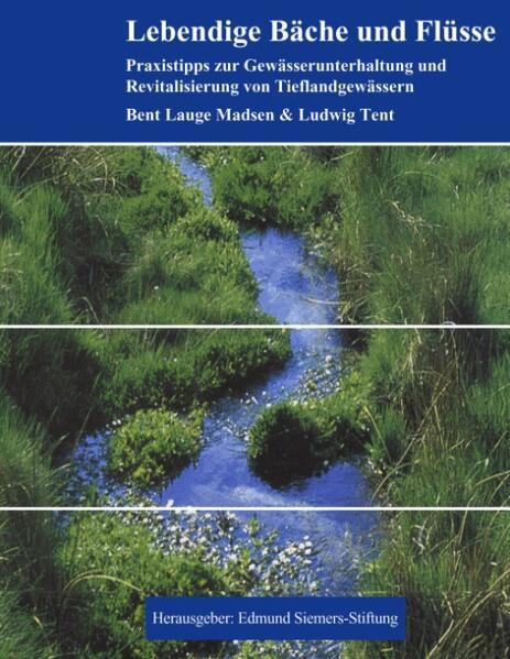 Lebendige Bäche und Flüsse als Buch