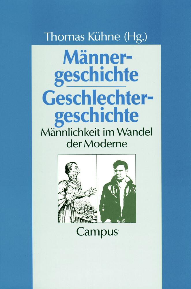 Männergeschichte, Geschlechtergeschichte als Buch