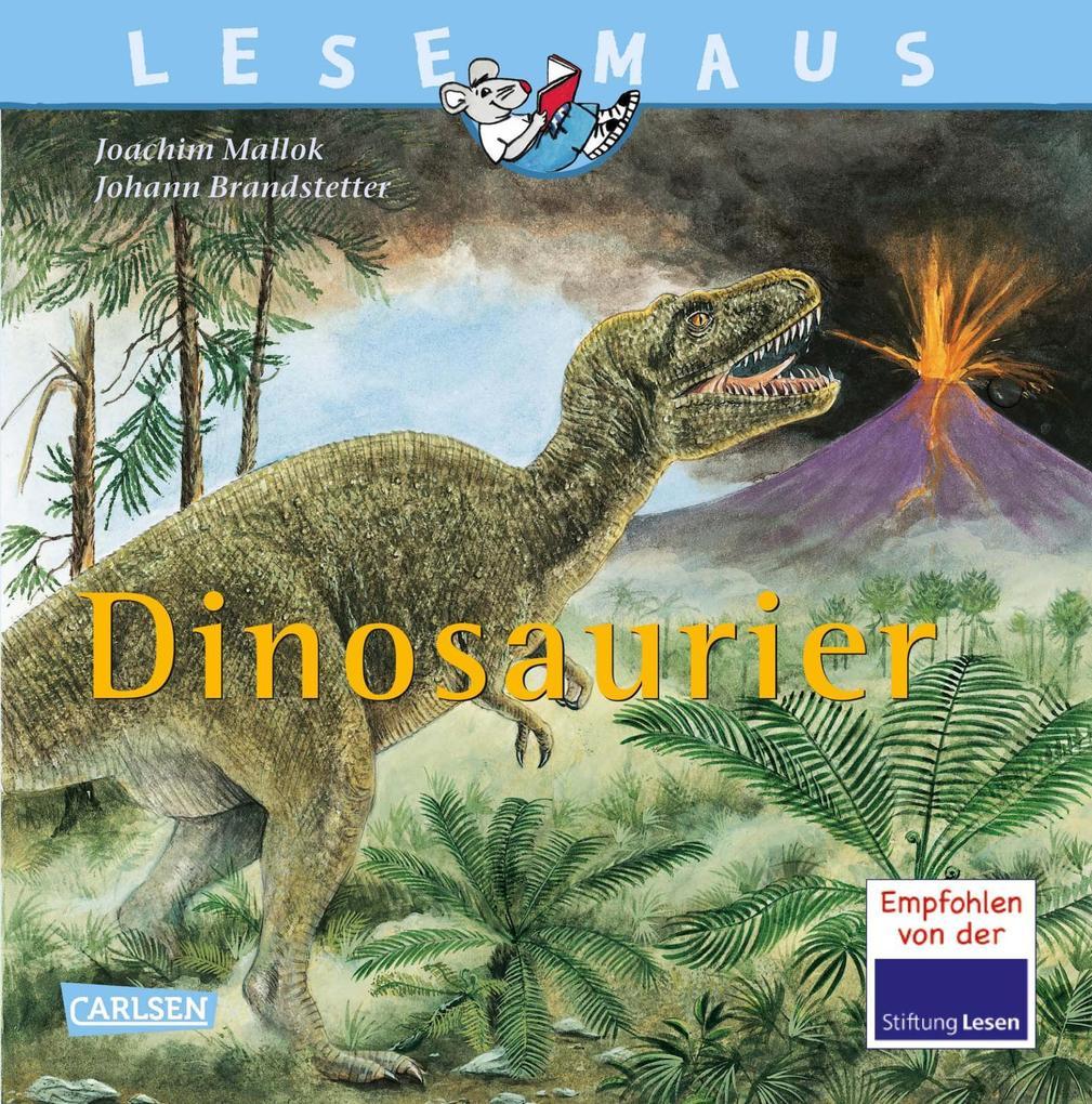 Dinosaurier als Buch