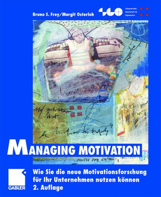 Managing Motivation als Buch