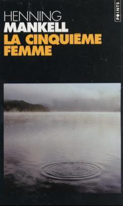 La Cinquieme Femme als Taschenbuch