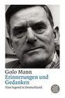 Erinnerungen und Gedanken. Eine Jugend in Deutschland