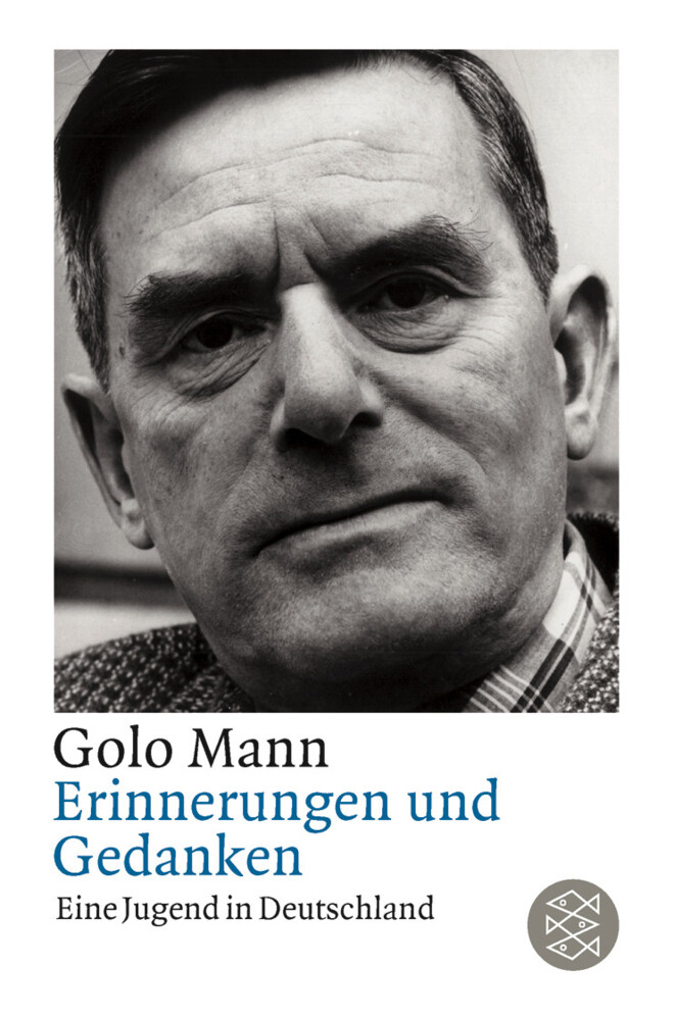 Erinnerungen und Gedanken. Eine Jugend in Deutschland als Taschenbuch
