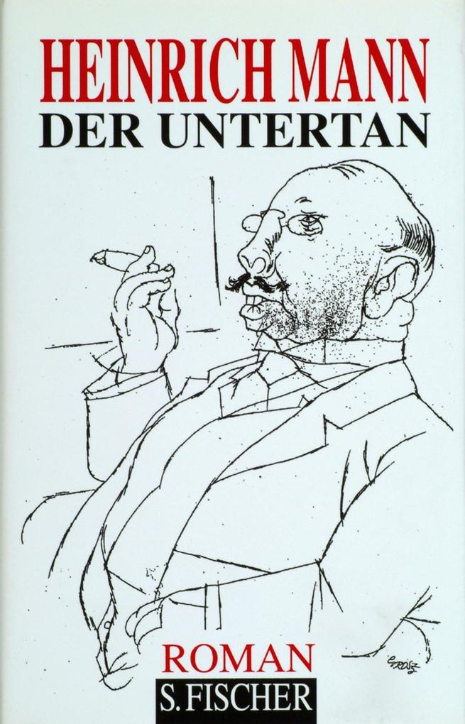 Der Untertan als Buch