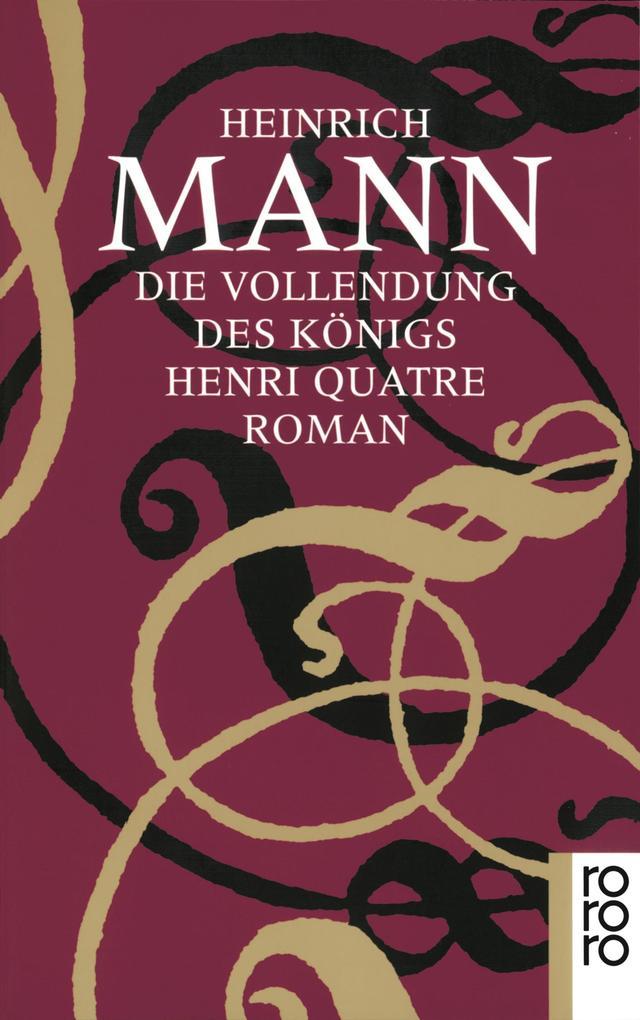 Die Vollendung des Königs Henri Quatre als Taschenbuch