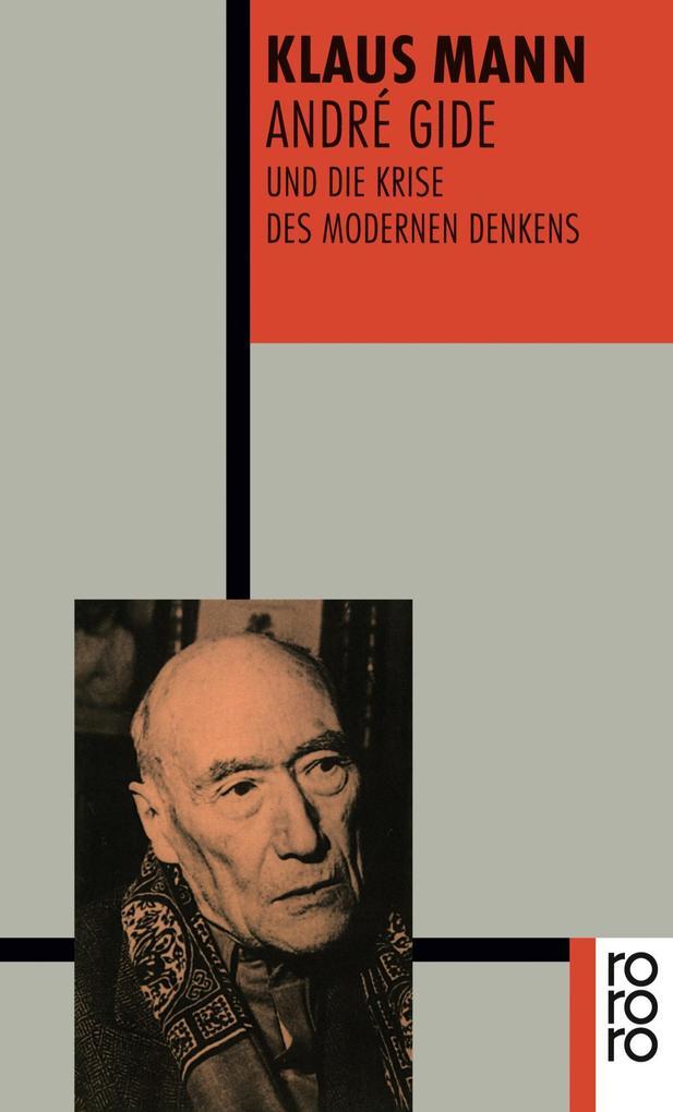 Andre Gide und die Krise des modernen Denkens als Taschenbuch