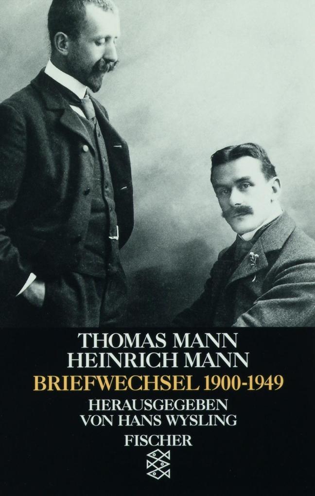 Briefwechsel 1900-1949 als Taschenbuch