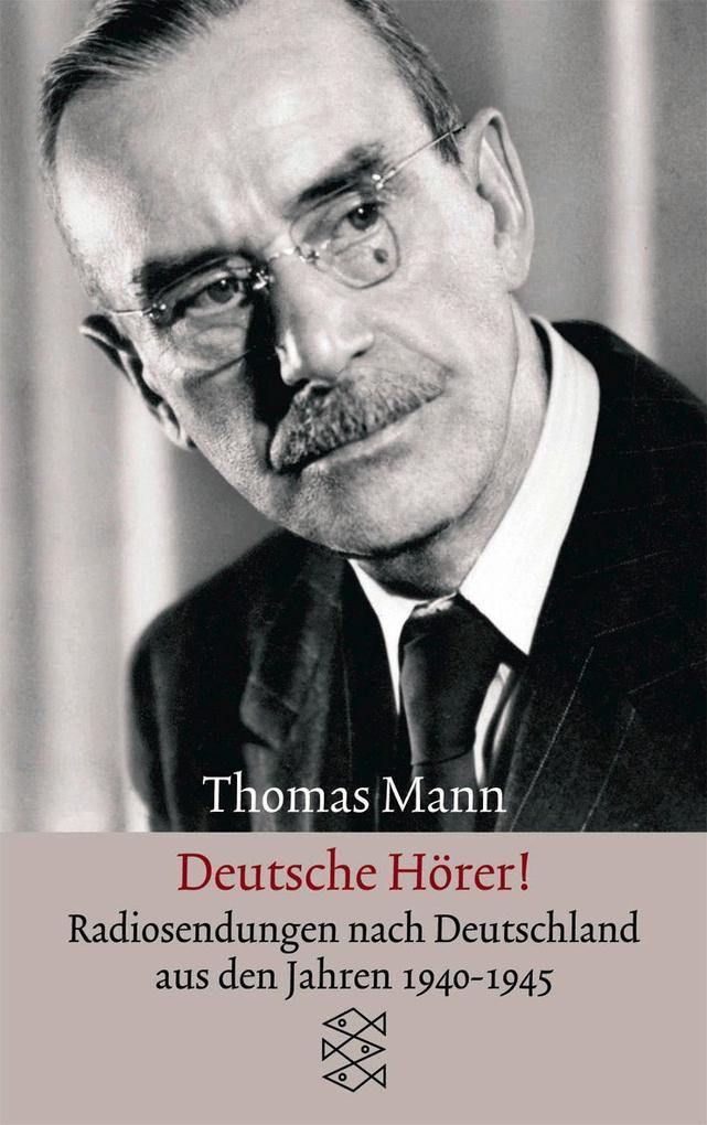 Deutsche Hörer! als Taschenbuch