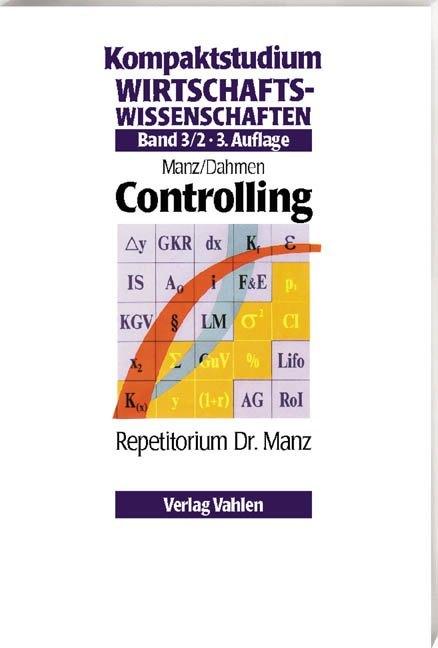 Controlling als Buch