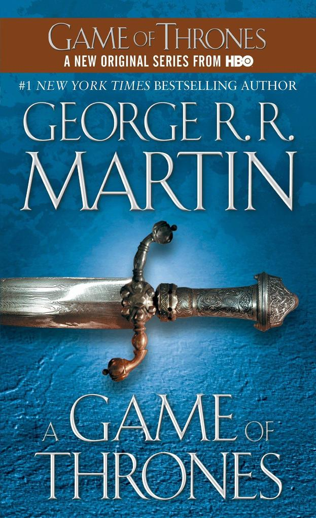 A Song of Ice and Fire 01. A Game of Thrones als Taschenbuch