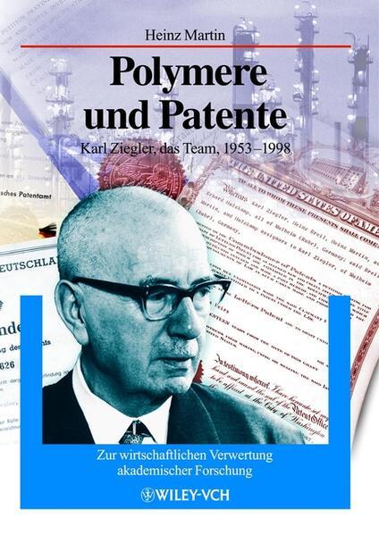 Polymere und Patente als Buch