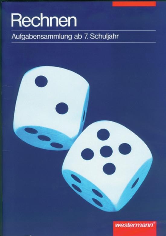 Mathematik. Aufgabensammlung Rechnen ab 7. Schuljahr. Euro-Ausgabe als Buch