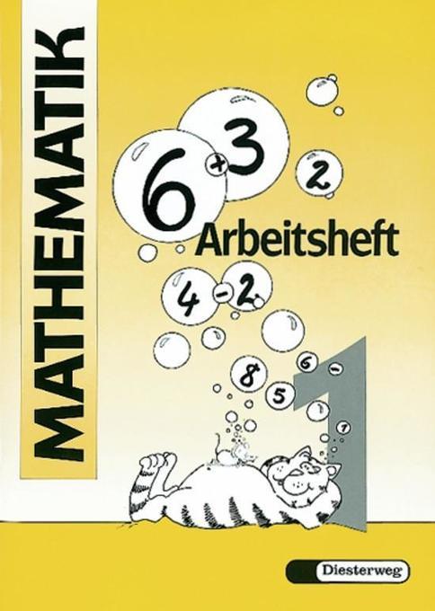 Mathematik-Übungen. Arbeitsheft 1 als Buch