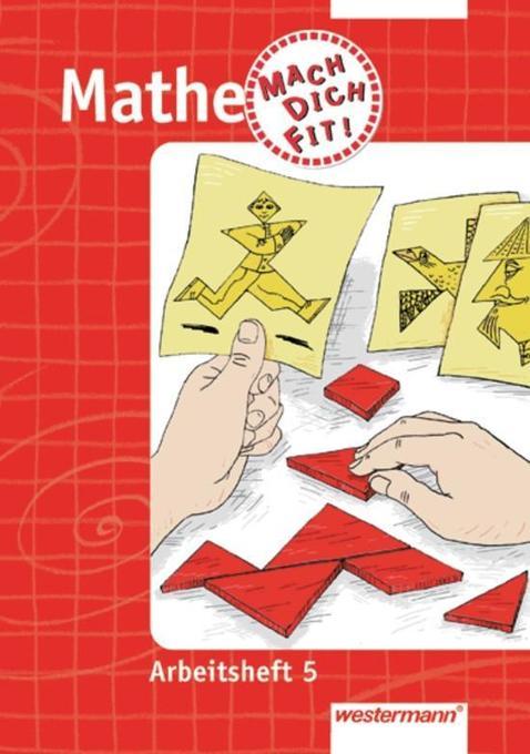 Mathematik 5. Mach Dich Fit. Euro. Arbeitsheft. Neubearbeitung als Buch