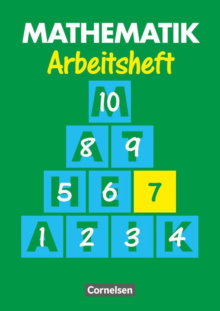 Mathematik 7. Arbeitsheft. Neue Ausgabe für Sonderschulen als Buch