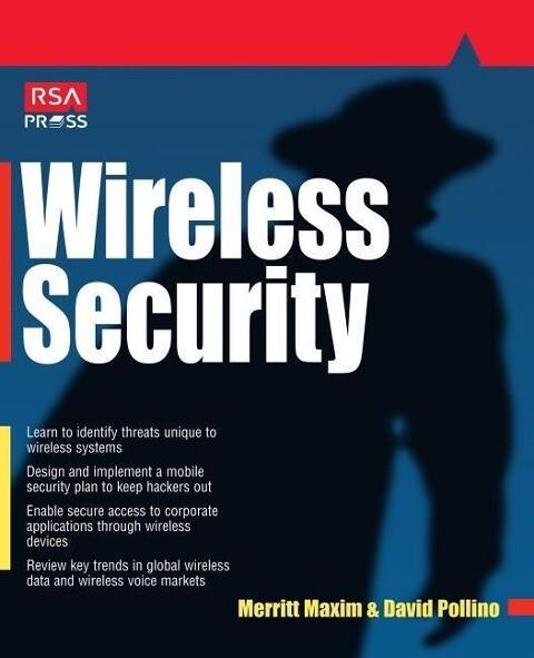 Wireless Security als Buch